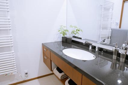 洗面台リフォーム  埼玉県越谷市 写真