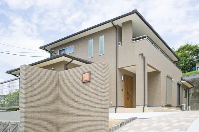 外壁塗り替え工事  埼玉県越谷市 写真