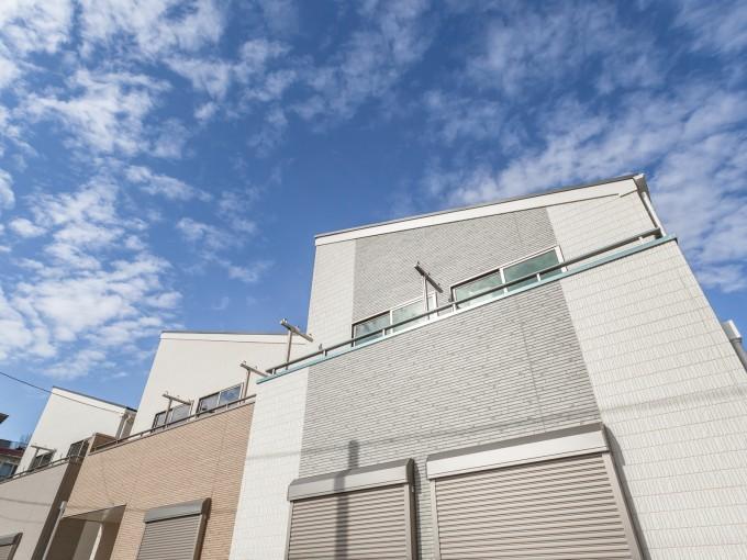 外壁塗装防水リフォーム 埼玉県越谷市 写真